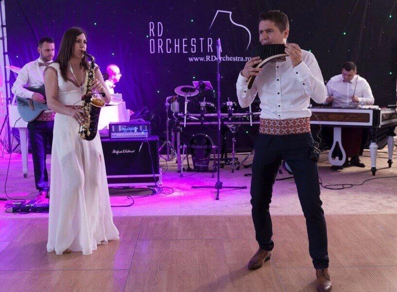 Taraf RDorchestra formatie nunta
