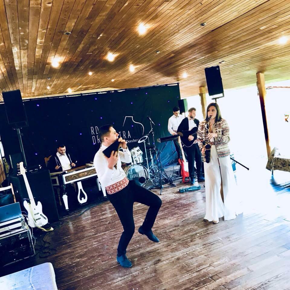 RD Orchestra coorporate Slanic Moldova